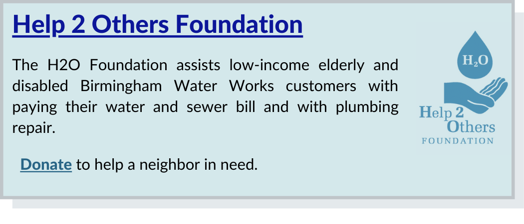 Donate to H20 Foundation